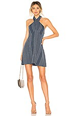 House of Harlow 1960 x REVOLVE Amina Dress in Navy & Ivory Stripe
