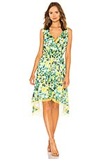 House of Harlow 1960 x REVOLVE Rita Dress in Kelly Green Floral