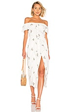 House of Harlow 1960 x REVOLVE Rumi Dress in White