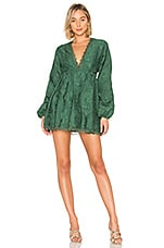 House of Harlow 1960 x REVOLVE Edwin Dress in Emerald Green