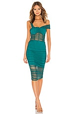 House of Harlow 1960 x REVOLVE Nola Dress in Aquamarine