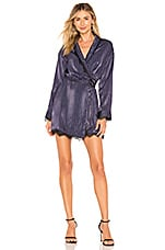 House of Harlow 1960 x REVOLVE Cros Dress in Navy