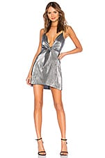 House of Harlow 1960 x REVOLVE Sharon Dress in Gunmetal
