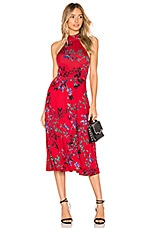 House of Harlow 1960 x REVOLVE Carla Dress in Red Fleur