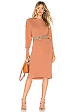 House of Harlow 1960 x REVOLVE Jesse Sweater Dress in Copper