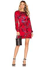House of Harlow 1960 x REVOLVE Siri Dress in Red Fleur