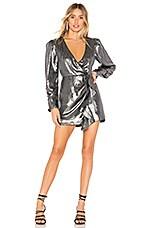 House of Harlow 1960 x REVOLVE Novalie Dress in Silver