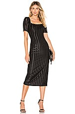 House of Harlow 1960 x REVOLVE Tasha Dress in Noir