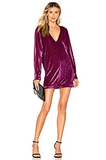 House of Harlow 1960 x REVOLVE Lizette Dress in Deep Magenta
