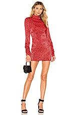 House of Harlow 1960 x REVOLVE Lillynn Dress in Pink Swirl