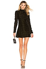 House of Harlow 1960 x REVOLVE Araceli Dress in Noir