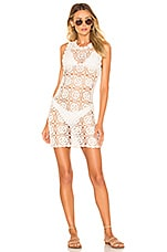 House of Harlow 1960 X REVOLVE Ever Dress in Ivory