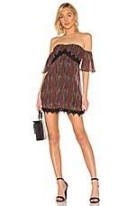 House of Harlow 1960 X REVOLVE Sofia Mini Dress in Multi