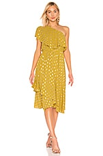 House of Harlow 1960 X REVOLVE Leya Dress in Antique Yellow