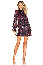 House of Harlow 1960 x REVOLVE Niles Mini in Navy Floral