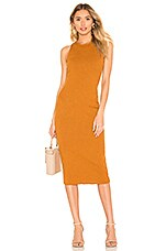House of Harlow x Revolve 1960 Shannon Dress in Toffee