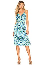 House of Harlow 1960 X REVOLVE Ines Dress in Blue Multi