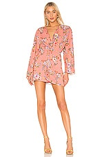 House of Harlow 1960 X REVOLVE Elaine Dress in Rose Floral