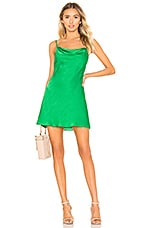 House of Harlow 1960 x REVOLVE Ira Mini Dress in Kelly Green