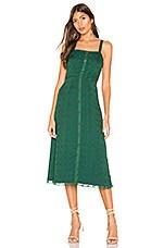 House of Harlow 1960 x REVOLVE Marla Midi Dress in Evergreen