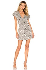 House of Harlow 1960 x REVOLVE Lora Dress in Heather Grey