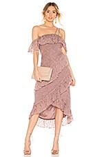 House of Harlow 1960 x REVOLVE Reno Dress in Mauve Purple