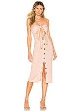 House of Harlow 1960 x REVOLVE Colette Dress in Blush