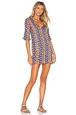 House of Harlow 1960 X REVOLVE Parker Dress in Multi
