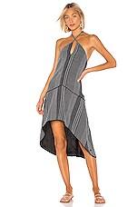 House of Harlow 1960 X REVOLVE Reza Dress in Black & White Stripe