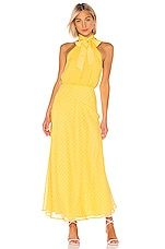 House of Harlow 1960 X REVOLVE Rafaela Maxi Dress in Yellow