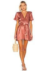 House of Harlow 1960 X REVOLVE Annika Dress in Copper