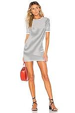 House of Harlow 1960 X REVOLVE Venezia Dress in Black & White Stripe
