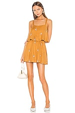House of Harlow 1960 X REVOLVE Oakley Dress in Copper