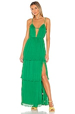 House of Harlow 1960 X REVOLVE Ramiro Dress in Kelly Green