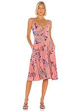 House of Harlow 1960 X REVOLVE Ella Tank Dress in Blush Fleur