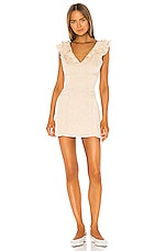 House of Harlow 1960 X REVOLVE Mayla Dress in Cream
