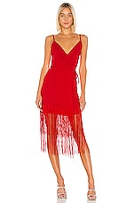 House of Harlow 1960 x REVOLVE Ramona Dress in Red