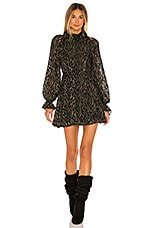 House of Harlow 1960 x REVOLVE Niles Mini Dress in Zebra
