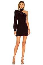 House of Harlow 1960 x REVOLVE Morana Dress in Wine
