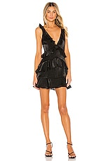 House of Harlow 1960 x REVOLVE Eva Mini Dress in Noir