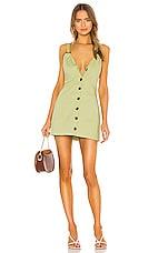 House of Harlow 1960 x REVOLVE Giada Mini Dress in Pistachio