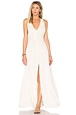 House of Harlow 1960 x REVOLVE Shane Dress in Gold & White