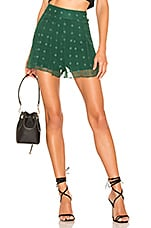 House of Harlow 1960 x REVOLVE Eliza Short in Evergreen