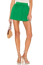 House of Harlow 1960 X REVOLVE Esther Short in Kelly Green