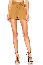 House of Harlow 1960 x REVOLVE Jerome Short in Toffee