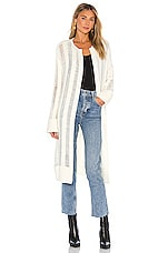 House of Harlow 1960 x REVOLVE Wilbur Duster in Ivory