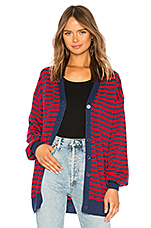 House of Harlow 1960 x REVOLVE Kate Cardigan in Red Stripe