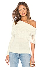 House of Harlow 1960 x REVOLVE Jazzie Sweater in Ivory