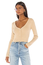 House of Harlow 1960 X REVOLVE Darcy Sweater in Beige