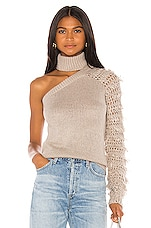 House of Harlow 1960 X REVOLVE Girl Please Sweater in Grey